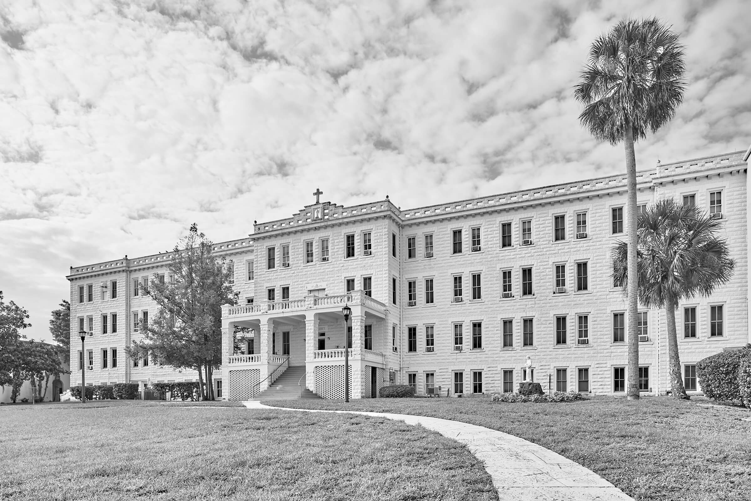 Find peace at Saint Leo Abbey